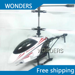 Wholesale Helicopter Real Time Image - 3.5CH 130W pixel Real-time image transmission iphone android control with controler big size RC helicopter