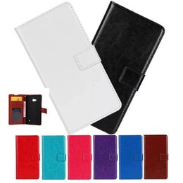 Wholesale Tpu Case Galaxy Ace Plus - For Samsung Galaxy ACE 4 G313 s6 edge plus NOTE5 LUMIA 640 Asend P8 P8 LITE Retro Wallet Photo Frame PU Leather Stand Case cover 50pcs