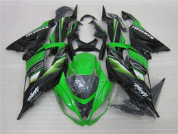 Wholesale Motorcycle Aftermarket - New Aftermarket ABS Injection motorcycle Fairings set Fit For kawasaki Ninja ZX6R 599 636 13-16 ZX-6R 2013 2014 2015 2016 green black