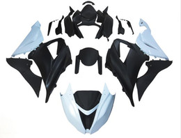 Wholesale Motorcycle Race Fairing Kits - New Motorcycle accessories ABS Injection Fairing Kits Fit For kawasaki Ninja ZX6R 599 636 13-16 ZX-6R 2013 2014 2015 black white Racing bike