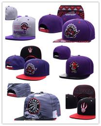 Wholesale Hats Toronto - Newest Fashion 2017 Toronto Adjustable Raptors Lowry DeRozan Snapback Hat Thousands Basketball Cheap Adjustable men women Baseball Caps