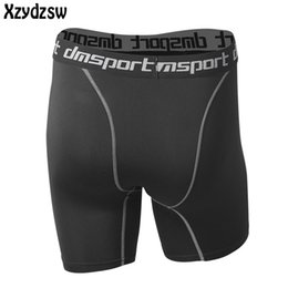 Wholesale Drive Force - Wholesale- 2017 New mens Thermal Shorts Fast-Dry Technology Surface Elastic Force Short John Compression john For Man Driving Shorts