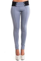 2017 карандаш брюки женщины высокой талией тощий упругие талии pantalon femme плюс размер брюки до щиколотки женские брюки pantalones mujer от