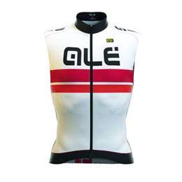 Wholesale Tour France Vests - New! ALE Pro Sleeveless vest Cycling jersey bike maillot tour de france summer Mountain Bicycle Racing clothes MTB Bike shirts E0602