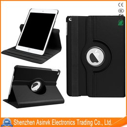 Wholesale Ipad Rotating Magnetic - For iPad Pro 10.5 2017 Case [Stand Feature] Luxury 360 Rotating Magnetic Smart PU Leather Case Cover with Wake & Sleep Function