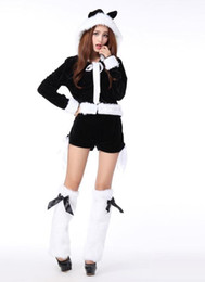 Wholesale Christmas Sexy Suit - 2017 disfraces de halloween costumes cosplay holloween New Christmas suit sexy xmas Red suit christmas gifts wholesale Mixed batch sales