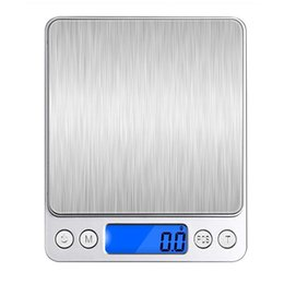 Wholesale Unit Kitchen Scale - 2000g 0.1g Mini Multi-unit Conversion Digital Electronic Kitchen Scale Pocket Jewelry