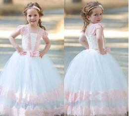 6b72fde8d4c09 Girls Strapless White Flower Dress Coupons, Promo Codes & Deals 2019 ...