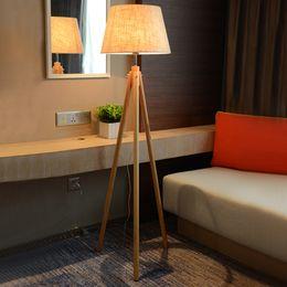 Wholesale Mediterranean Floor Lamps - Free shipping Art living room study European style floor lamp Mediterranean New Retro study bedroom bedroom Hotel rooms floor lamps lighting