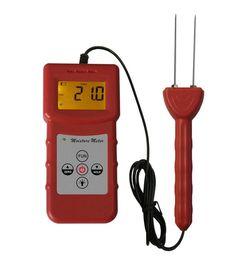 Wholesale Moisture Measuring - Wholesale- Textile Moisture Meter Measuring For Textile Materials, Clothes, Cotton, Yarm, Wool Moisture Meter Tester Range 4-90%(CD01)