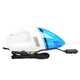 Wholesale Wholesale Auto Vacuum Cleaners - Wholesale-12V Mini Portable Car Vehicle Auto Recharge Wet Dry Handheld Vacuum Cleaner