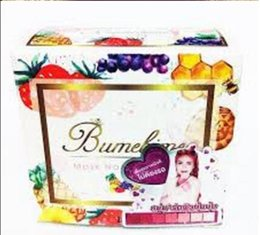 Wholesale Handmade Soap For Acne - 2017 Bumebime mask natual Handmade Soap with Fruit Essential Natural Mask DHL free shipping