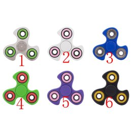 Wholesale hot wheels plastic - HOT!!Plastic EDC Fidget Spinner Cyclone Hot Wheels Hand Spinner For Autism ADHD Children Finger Toys Kid Spinning Top New Arrival
