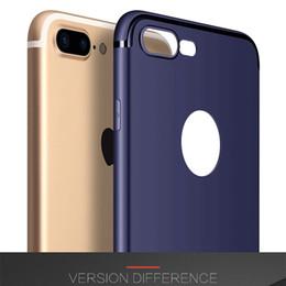 Canada Pour Iphone 6s 7 Plus case Qualité TPU Silicon Case Doux Dull Polish Sentiment Gel Shell Protecteur Pour Smartphone Offre