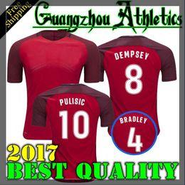 Wholesale Usa Rugby L - USA Thailand Quality BRADLEY DEMPSEY ALTIDORE jerseys uniforms Football Jerseys shirt Embroidery camiseta futbol