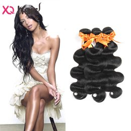 Wholesale Low Price Weave Hair - 2017 new lowest price 7A peruvian body wave 3pcs free shipping peruvian hair body wave human hair
