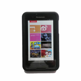 Wholesale Silicone Case For 3g - MingShore Silicone Rugged Case for Lenovo IdeaPad Tab A7-30 A3300 7 inch 3G tablet cover