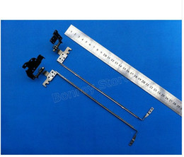 Wholesale Acer Lcd Laptop Screen - Original Laptop LCD Hinge for ACER aspire E1-570 E1-572 E1-530 Replacement Notebook Screen Hinges PN:AM0VR000300 AM0VR000200