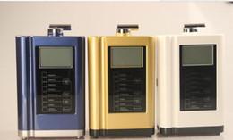 Wholesale Drink Display - 2017 Newest Alkaline Water Ionizer,Water Ionizer Machine,Display Temperature Intelligent Voice System 110-240V 3 Colors