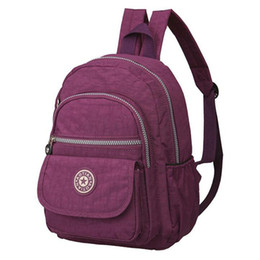 Wholesale Canvas Backpack For Fashion - Wholesale- Fashion Bags For Women Backpack Bag Canvas Backpacks Books Bag For College