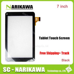 Wholesale Handwritten Screen - Wholesale- New original 7 inch tablet touch screen PB70A1100 outside the capacitive touch screen handwritten digitizer tablet screen