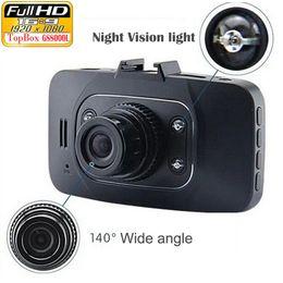 Wholesale Quality Text - Dashcam Hd 1080P 2.7 Inch Vehicle Car Dvr Recorder Camera Dash Cams Crash G-sensor Night Vision Black Box Video Good Quality