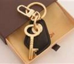 Wholesale Brand Name Box - Luxury Brand Name Key Chains High Quality Designer Key Chain Famous Brand Keychains Free Shipping Hot Sale bag chain come with box dust bag