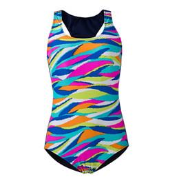 Wholesale Colorful Monokini - Swimwear for Women One Piece Swimsuit Bikini Swimwear Sexy Colorful Summer Beach Wear Monokini Bodysuit Bathing Suits Size S M L XL XXL