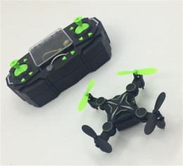 Wholesale Mini Lens Fixed - Heliway 901HS Mini Wifi RC Drone HD Camera Remote Control 360 Rolling 2.4G 6Axis RC Quadcopter