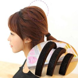 Wholesale Braiding Clip - 3 pcs Women and girl charming Fashion Hair Style Clipping Stick Bun Maker Braid Tool Hair accessories