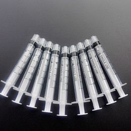 Wholesale Needle Use - 50 piece 3ml industry syringe without needles use for industrial injection