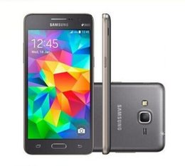 Wholesale Galaxy Grand Back - Original Samsung Galaxy Grand Prime G530 G530H G530F Ouad Core Dual Sim Unlocked Cell Phone 5.0 Inch Touch Screen refurbished cellphone