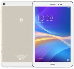 Wholesale Tablet Android 4g Gps 16gb - Original Huawei MediaPad T1 T1-823L 4G LTE Tablet PC MSM8916 Quad Core Ram 2GB Rom 16GB 8 Inch 1280*800 IPS