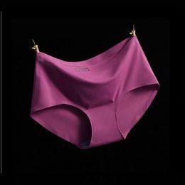 Wholesale Clear Panties - Hot Sale Summer Style Underwear Women M L XL Sexy Ladies Girls Seamless Panties Briefs Intimates Calcinha Bragas