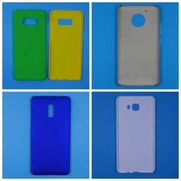 Wholesale Rubberized Phone Covers - Rubberized Oil Matte Hard PC Case For Galaxy S8 Plus C9 Nokia 6 Moto Motorola G5 Colorful Plastic Back Fashion Cell Phone Shell Cover Skin
