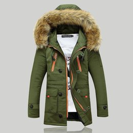 Wholesale Thicker Dress - Wholesale- 2015 New Arrival Fashion Couples Dress Keep Warm Coat Thicker Long Winter Style Hooded Casual Wear Y00173
