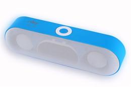 Wholesale Mini Altavoz Hifi Bluetooth - NBY-18 Outdoor Portable Wireless Mini HD Bluetooth Speaker Altavoz Phone TF Aux 3D Stereo Super Bass Surround 10h Long Standby
