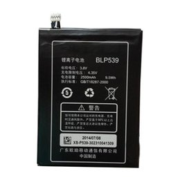 Wholesale Oppo Battery - ALLCCX high quality real capacity battery BLP539 NEW VERSION for OPPO X909T FIND5 with good quality and best price