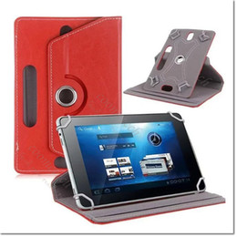 """Wholesale Mini Tablet Cases - Universal case for tablet 7""""8""""9""""10"""" 360 Rotating Leather Stand Flip Case For Apple Ipad mini 2 3 4 air Samsung Tab S2 T815 T715 Cover"""