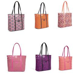 Wholesale Fabric Flower Trimmings - VB Trimmed Cotton Bag Shoulder Bag Flower Shoulder Handbag Shopping Bag