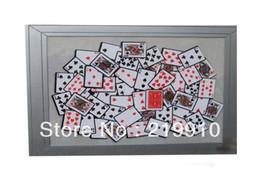 truques de mágica grátis Desconto Atacado - frete grátis Frame Up Magic - Card Trick Magic