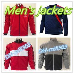 Wholesale Uniform Coats - 2017 2018 Gunners ALEXIS Jacket training coat 17 18 OZIL WILSHERE GIROUD LACAZETTE Man United tracksuits Uniform Sport Training jackets