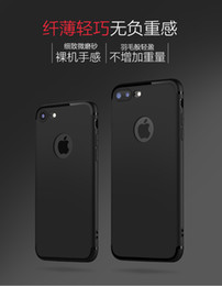 Wholesale S Line Gel Skin Case - For iPhone6 6 Plus S line TPU Gel Soft Case Cover Hybrid Clear Skin For iphone 7 6S 7Plus