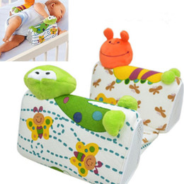 Wholesale Dhl Kids Products - Newborn Pillow Anti Rollover Adjustable Baby Products Cotton Bedding For Kids Girl Boy Breathable Toddler Stuff DHL Fast Shipping