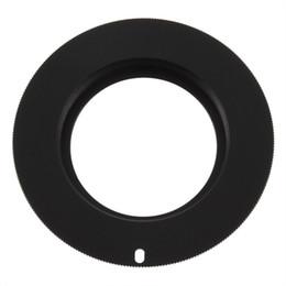 Wholesale Eos Adapter - 2pcs New Arrival M42 Lens for Canon for EOS EF Mount Adapter Ring 1100D 600D 60D 550D 5D 7D 50D