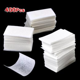 Wholesale Soft Polish Pads - Wholesale- YOST Cotton Soft for Nail Polish Arcylic UV Gel Remover Removal Wipes Pads Cotton Pad