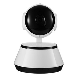 Wholesale Security Recording Camera - HD Wireless Security IP Camera WifiI Wi-fi R-Cut Night Vision Audio Recording Surveillance Network Indoor Baby Monitor