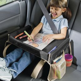 Wholesale Child Tray - Car Child Safety Seat Travel Tray, Baby Stroller Toy Pallet   Sketchpad