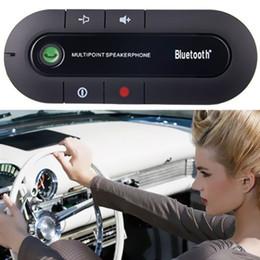 mp3-плеер 1g Скидка Универсальный Bluetooth громкой связи автомобильный комплект беспроводной громкой связи микрофон для мобильного телефона CAU_30H