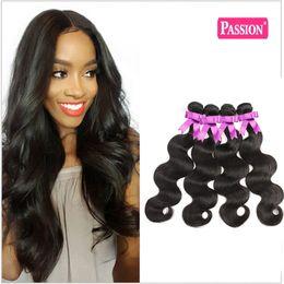 Wholesale Best Brazillian Hair Weave - Brazilian Body Wave Bundles Best 8A Unprocessed Brazillian Peruvian Malaysian Body Wave Human Virgin Hair Extensions Natural Color
